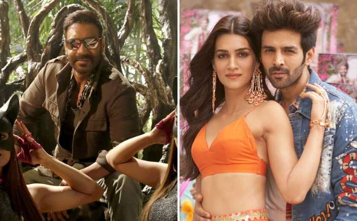 Box Office - Family entertainers Total Dhamaal and Luka Chuppi keep audiences engaged on Wednesday too