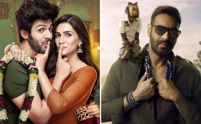 Box Office - Kartik Aryan and Ajay Devgn score records with Luka Chuppi and Total Dhamaal over the weekend