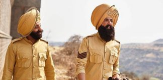 Box Office - Kesari - Monday updates