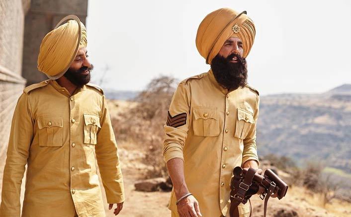 Box Office - Kesari crosses 130 crore mark on Tuesday