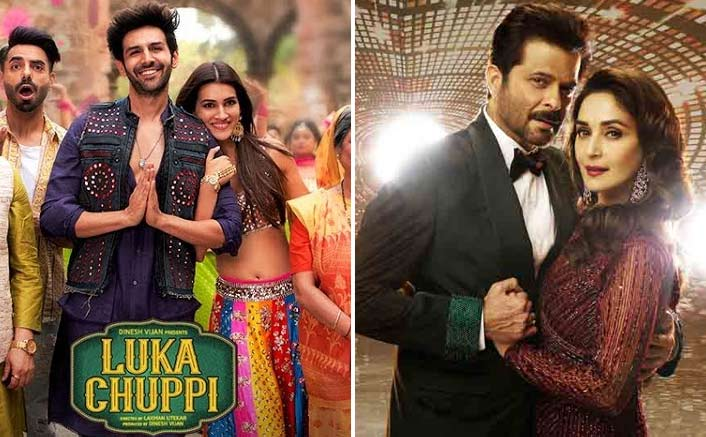 Box Office - Luka Chuppi and Total Dhamaal stay decent on Monday