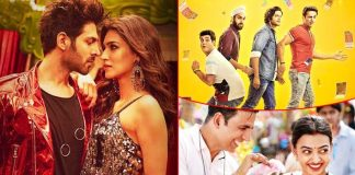Box Office - Luka Chuppi goes past Fukrey Returns and PadMan lifetime, new releases collect mere 1 crore on Sunday