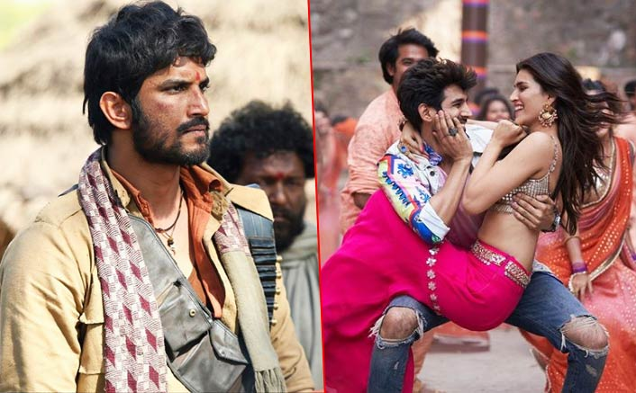 Box Office - Luka Chuppi is a major success, Sonchiriya folds up