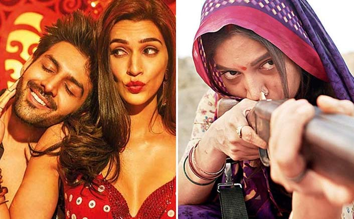 Box Office - Luka Chuppi set for a very good first week, Sonchiriya won't even recover marketing cost