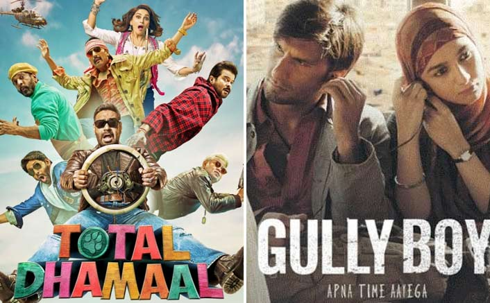 Box Office - Total Dhamaal continues to be stable, Gully Boy slows down, Uri - The Surgical Strike goes past Simmba lifetime