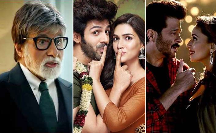 Box Office - Badla, Luka Chuppi and Total Dhamaal are all good successes