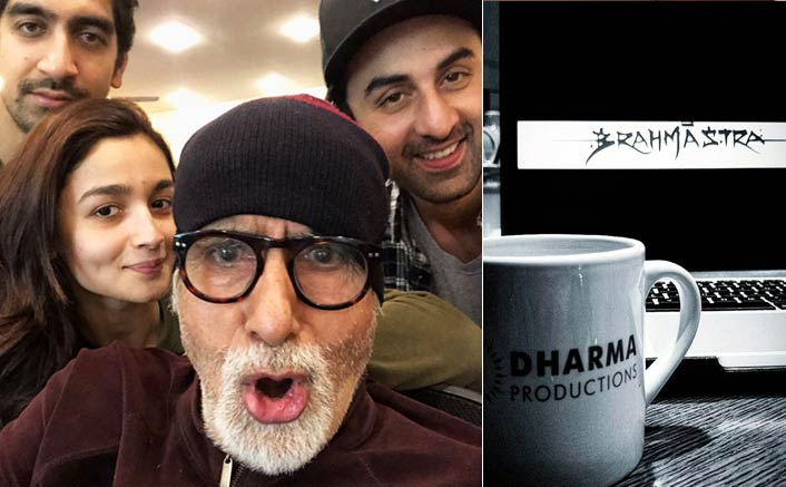 Brahmastra: Amitabh Bachchan, Ranbir Kapoor & Alia Bhatt Fans - Are Y'All In For A Treat?