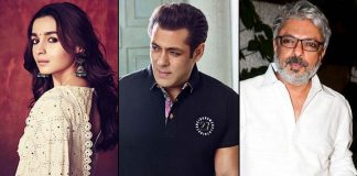Inshallah: Salman Khan & Sanjay Leela Bhansali Are A Magical Combination Says Alia Bhatt