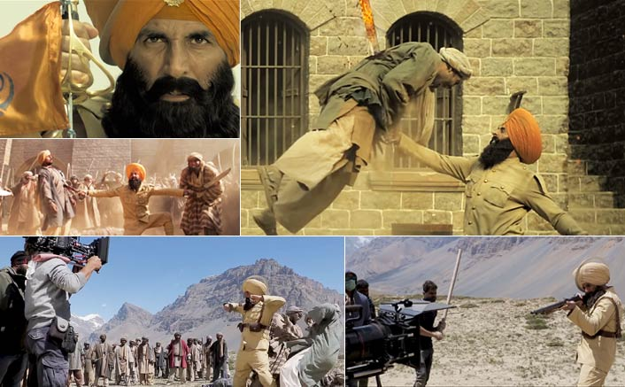 Can't Wait For Akshay Kumar's Kesari? This Video Comes In As A Sigh Of Relief!