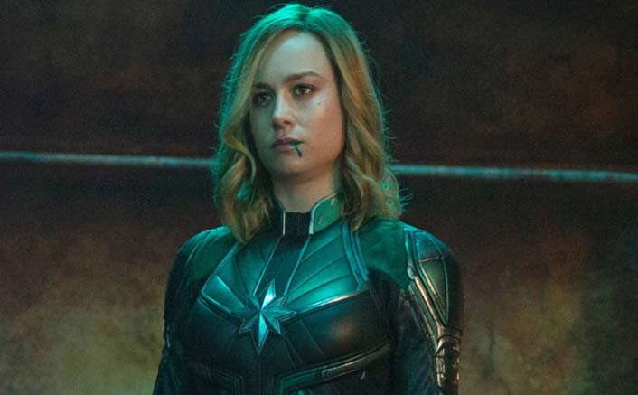 Captain Marvel Box Office Day 1 (India):