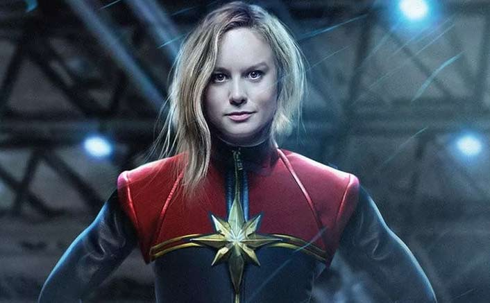 Captain Marvel Box Office Day 16 (India)