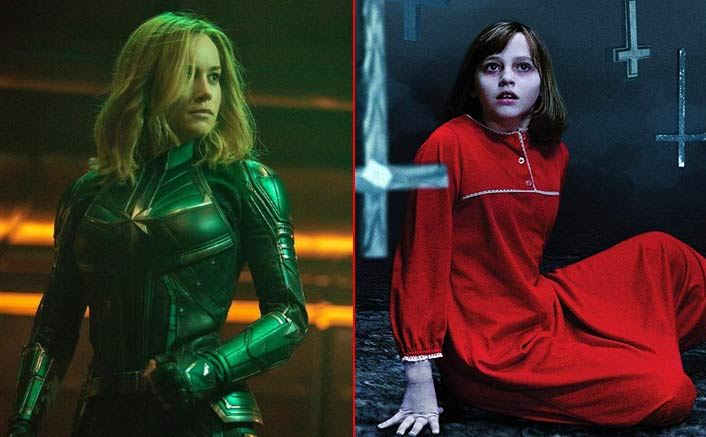 Captain Marvel Collection In India: Makes Into Top 10 All Time Highest Hollywood Grossers; Beats The Conjuring 2