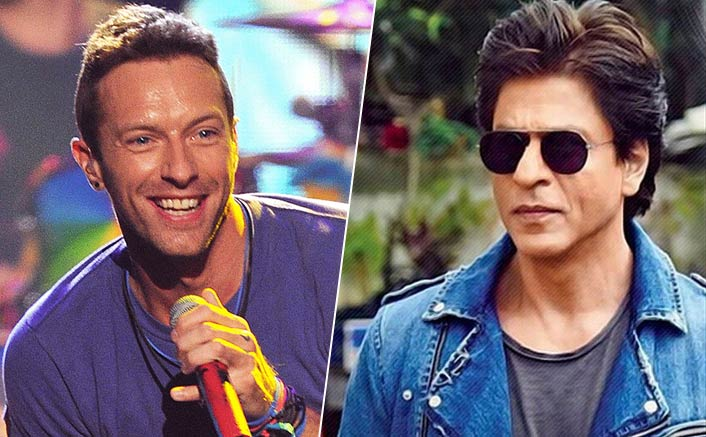 Shah Rukh Khan FOREVER - A Shoutout From Coldplay's Chris Martin To The Badshah Of Bollywood!