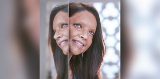 Deepika Padukone's First Look From Chhapaak Revealed; To Arrive Next Year