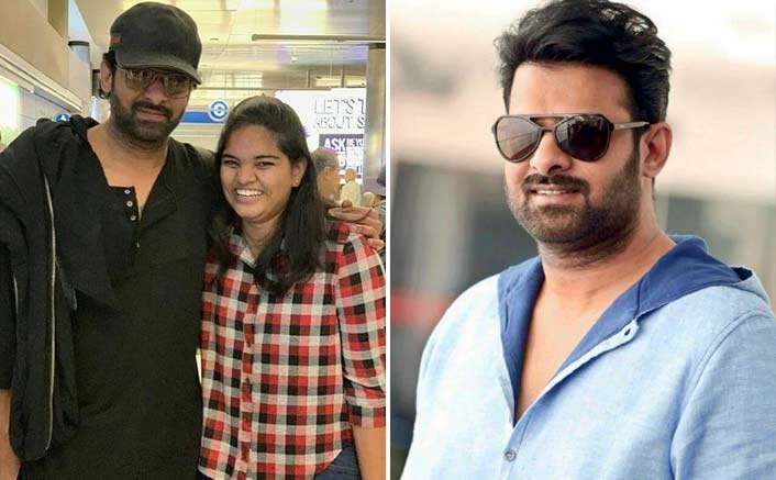 Embarrassing Yet Endearing Fan Moment With Prabhas