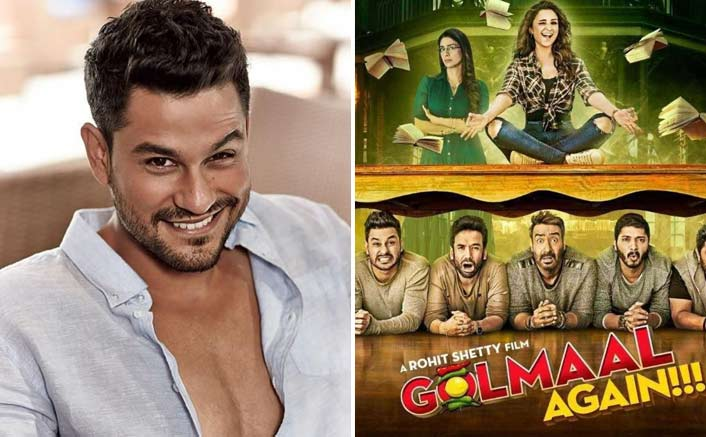 Film like 'Golmaal' only works because of all of us: Kunal