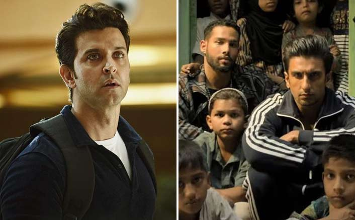 Gully Boy Box Office (Worldwide): After Varun Dhawan, Ranveer Singh BEATS Hrithik Roshan!