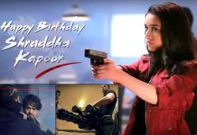 Happy Birthday to the leading lady of Saaho, here's the Chapter 2 of Shades of Saaho presenting guns and goons!
