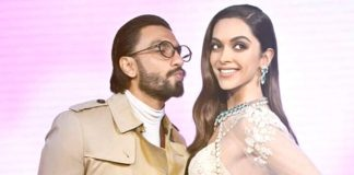Here's how Ranveer reacted to Deepika's wax statue