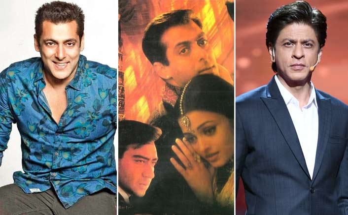 Hum Dil Chuke Sanam 2: Salman Khan & Shah Rukh Khan To Collabrate For This Sanjay Leela Bhansali Directorial