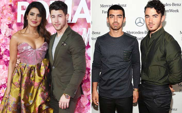 I couldn't be more proud: Priyanka to Jonas brothers