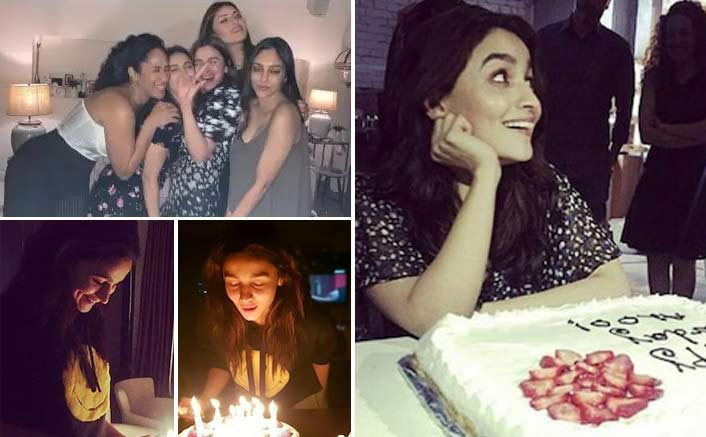 Inside Photos From Alia Bhatt's Birthday Party! Was Ranbir Kapoor There?