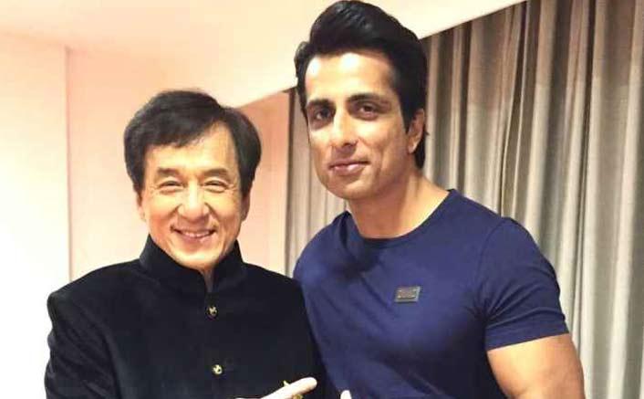 Jackie Chan, Sonu Sood meet up for dinner