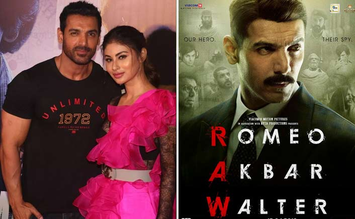 John Abraham and Mouni Roy's Romeo Akbar Walter [RAW] brings on romantic music in spite of being a patriotic dramatic thriller