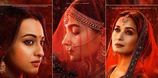 Kalank Poster: Sonakshi Sinha As Satya Looks Mesmerizing With Nothing But Innocence In Her Eyes!