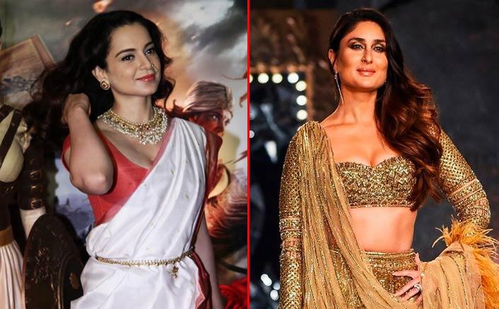 "Kangana Ranaut Is All Praises For Kareena Kapoor Khan; Says, ""She's The Epitome Of Perfect Woman"""