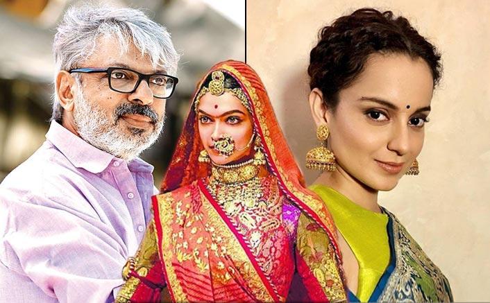 Kangana Ranaut reveals being offered Padmaavat by Sanjay Leela Bhansali