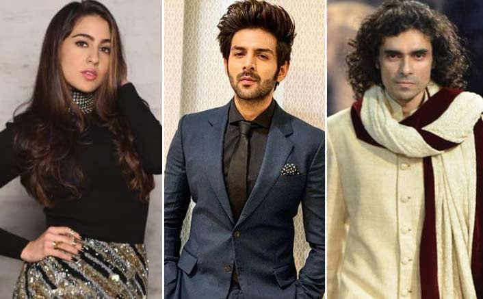 Kartik Aaryan & His 'Wannabe Date' Sara Ali Khan Paired Up For Imtiaz Ali's Next