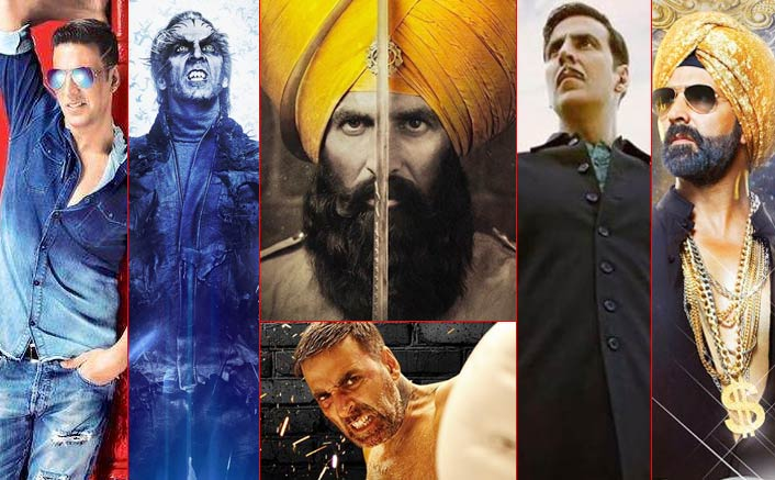 Kesari Box office: 78.07 Crores VS Akshay Kumar's Top 5 Weekend