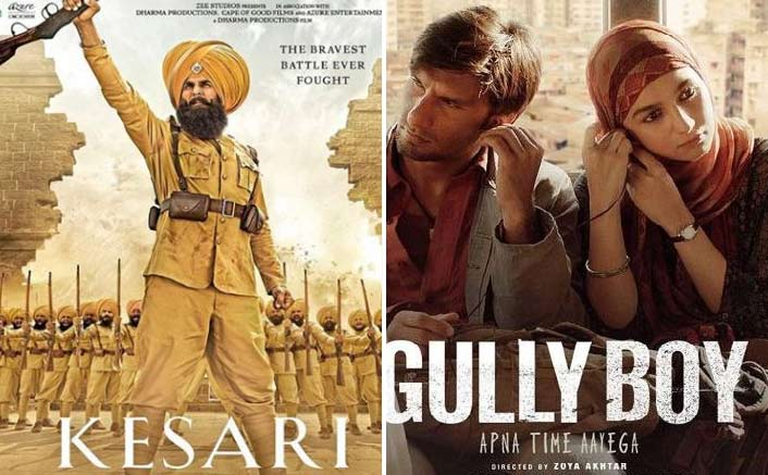 Kesari Box Office: Akshay Kumar Beats Ranveer Singh To Deliver The Biggest Opening Of 2019!