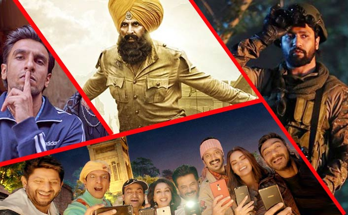 Kesari Box Office: Celebrating 2019's Breakthrough Run Being The 4th 100 Crore Movie In RECORD Time!