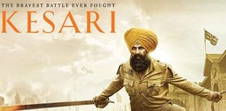 Kesari Box Office Collections Day 2: Has A Very Good Hold On Friday, All Set To Rise Again Today