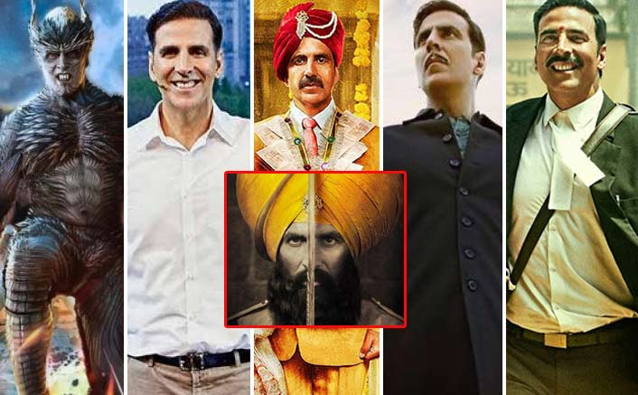 Kesari Box Office Day 3: -- Crores VS 63.25 Crores & 4 BEST 3-Day Total Of Akshay Kumar!