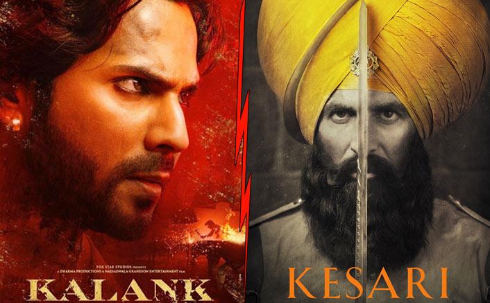Kesari VS Kalank, Akshay Kumar VS Varun Dhawan & Team - Which Period Drama Will Earn Big Bucks At The Box Office?
