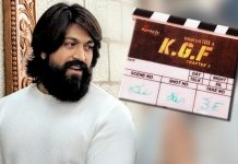 'KGF: Chapter 2' launched at special ceremony