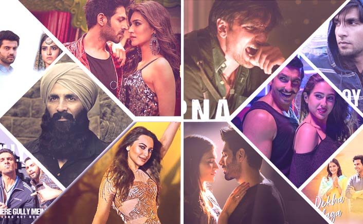Koimoi Bollywood Music Countdown January 2019: Ranveer Singh's Apna Time Aayega OR Akshay Kumar's Saanu Kehndi - Here's Who Won!
