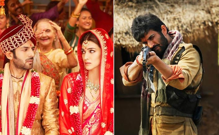 Luka Chuppi & Sonchiriya Day 1 Morning Occupancy: Decent Start For kartik Aaryan Starrer; Shushant Singh Rajput's Dacoit Drama Opens Low