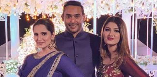 Did Sania Mirza Just Confirm Wedding Rumours Of Sister Anam Mirza With Mohd Azharuddin's Son?