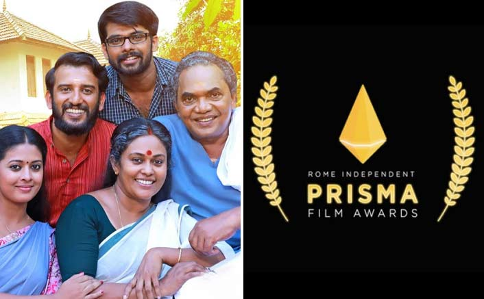 Malayalam movie nominated for Rome Prisma Awards