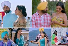 Manje Bistre 2: Gippy Grewal and Simi Chahal, after 'Current' are here to touch your heart's strings with 'Zubaan'.