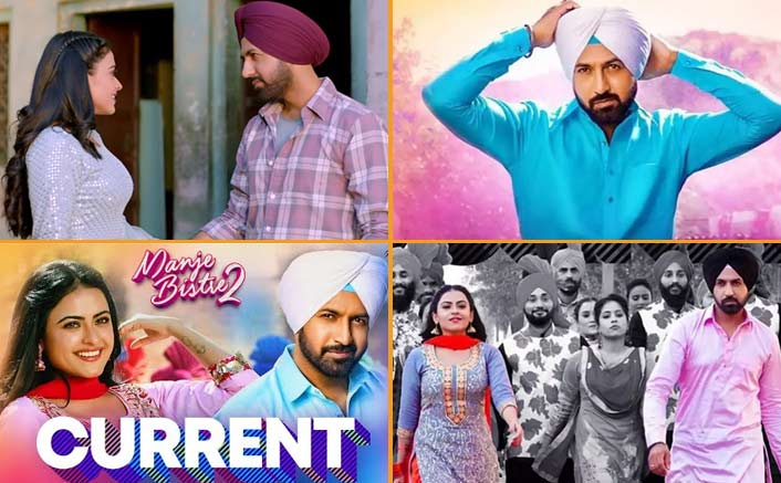 Manje Bistre 2: Paired for the first time, Simi Chahal and Gippy Grewal sizzle with the electrifying track 'Current'!