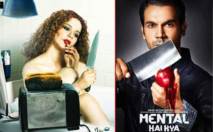 Mental Hai Kya Poster On 'How's The Hype?': BLOCKBUSTER Or Lacklustre?