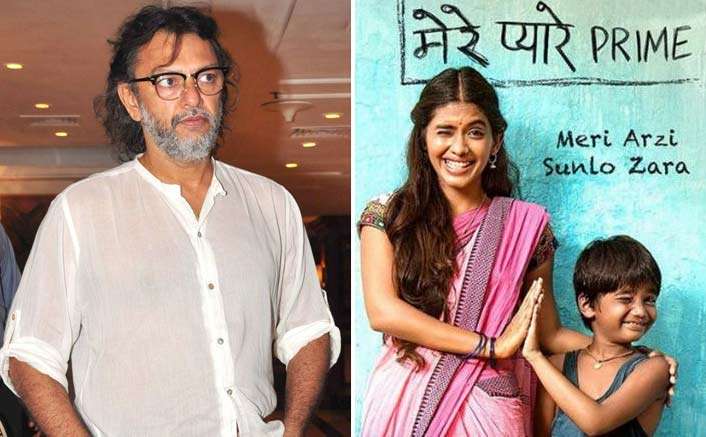 """Mere Pyare Prime Minister has social issue of rape and violation, women will relate to it"" - Rakeysh Omprakash Mehra"