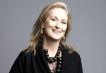 Meryl Streep becomes a grandmother