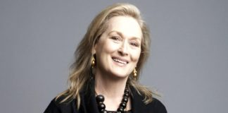 Meryl Streep becomes a grandmother