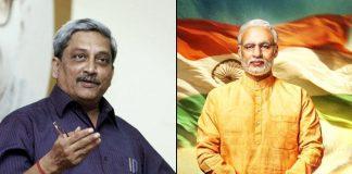 Modi biopic poster launch put off on Goa CM's death